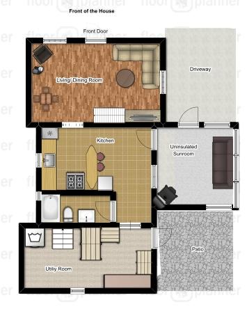 Main Floor original Layout 2